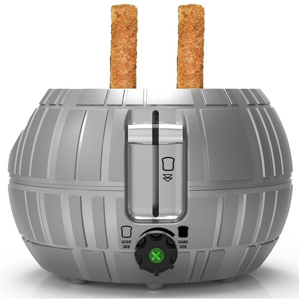 2-Slice Star Wars Death Star Toaster by Pangea Brands