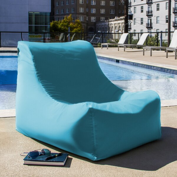 Ponce Outdoor Patio Lounge Chair by Jaxx