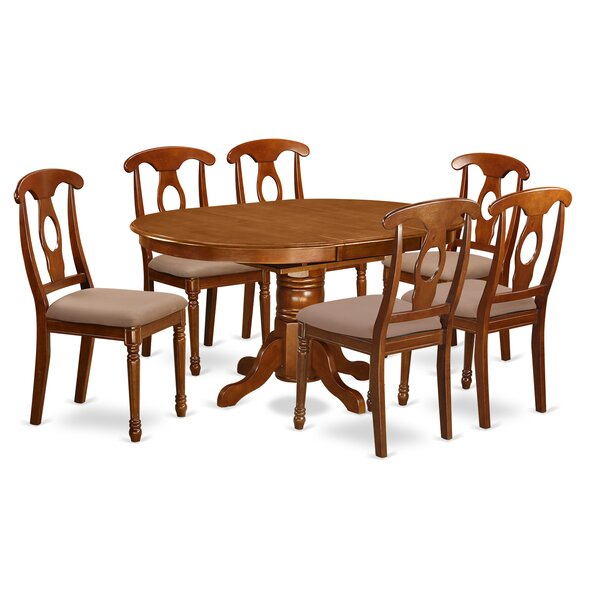 New Spurling 7 Piece Extendable Dining Set By August Grove Wonderful