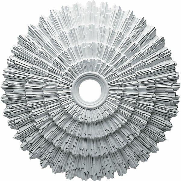 Eryn 24 3/4H x 24 3/4W x 1 7/8D Ceiling Medallion by Ekena Millwork