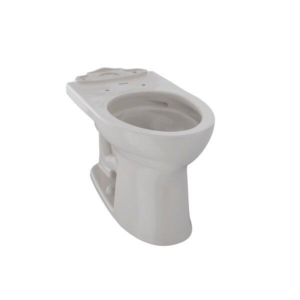 Drake 1.0 GPF Elongated Toilet Bowl by Toto