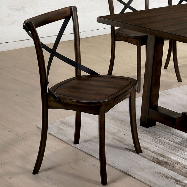 Grammer Dining Chair (Set of 2) by Gracie Oaks