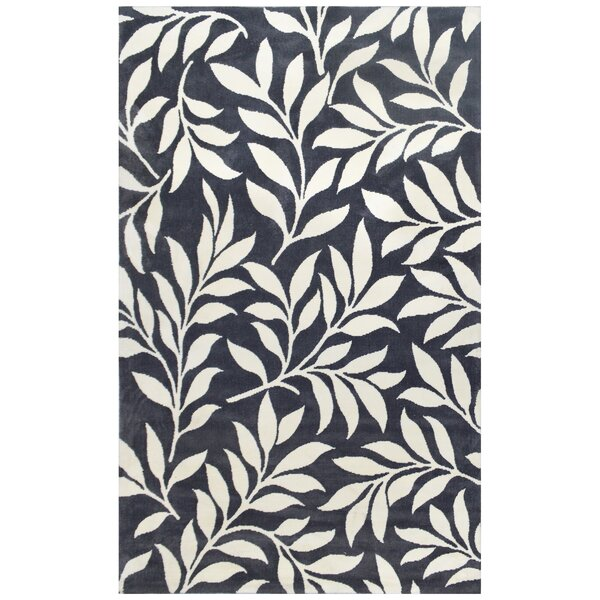 Mircoplush Dark Gray Area Rug by Tuft & Loom