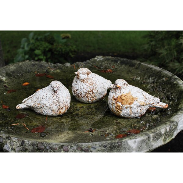 Knott Distressed Birds (Set of 3) by Ophelia & Co.