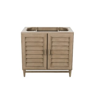 Musson 36 Single Bathroom Vanity Base Only by Beachcrest Home