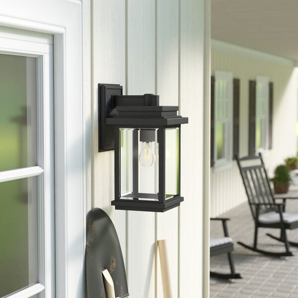 Persil 1-Light Outdoor Wall Lantern by Laurel Foundry Modern Farmhouse