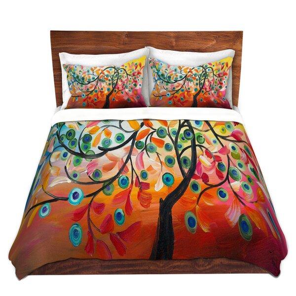 Color Tree VIII Duvet Cover Set