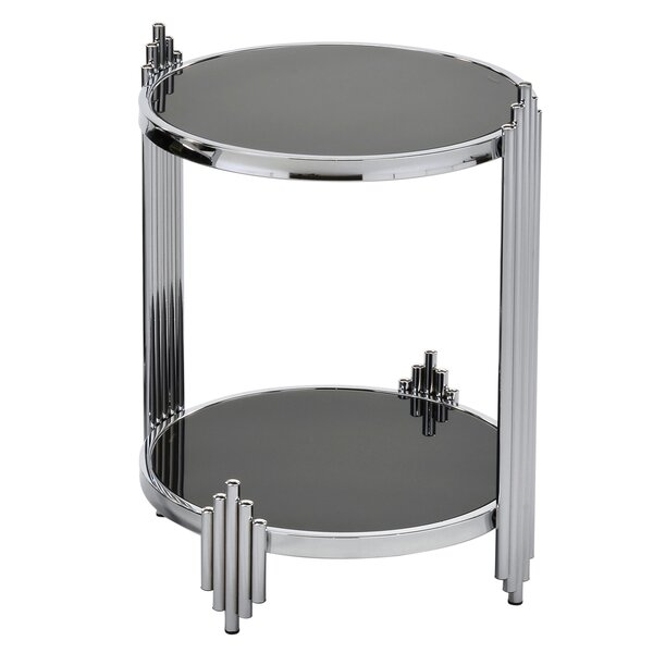 Maribeth End Table by Wrought Studio