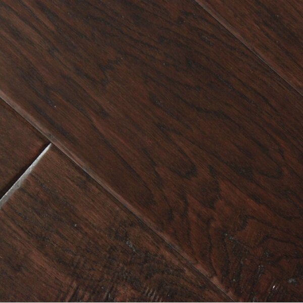 Ocean West 6-1/2 Engineered Hickory Hardwood Flooring in Antelope by Wildon Home ®