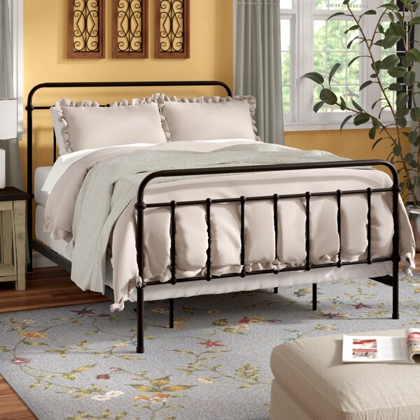 Sunset Park Grove Panel Bed by August Grove