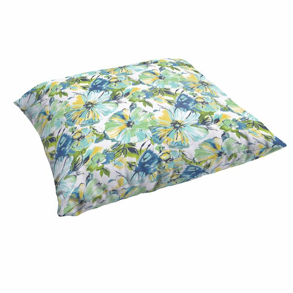 Shoffner Floral Indoor/Outdoor Floor Pillow by Andover Mills