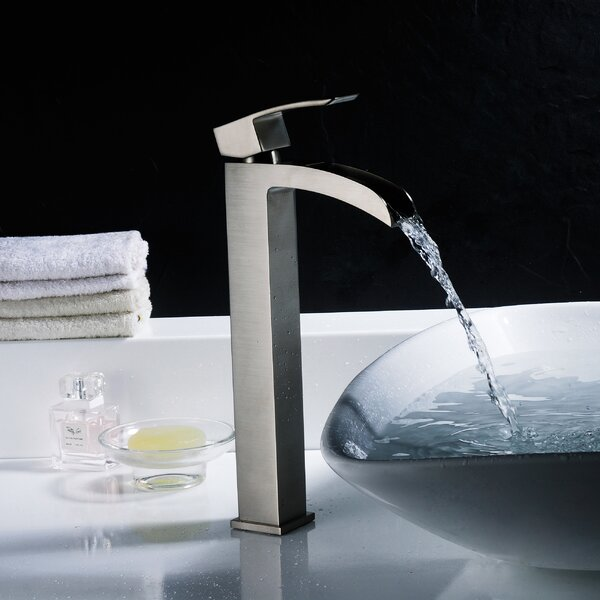 Key Vessel Sink Faucet by ANZZI