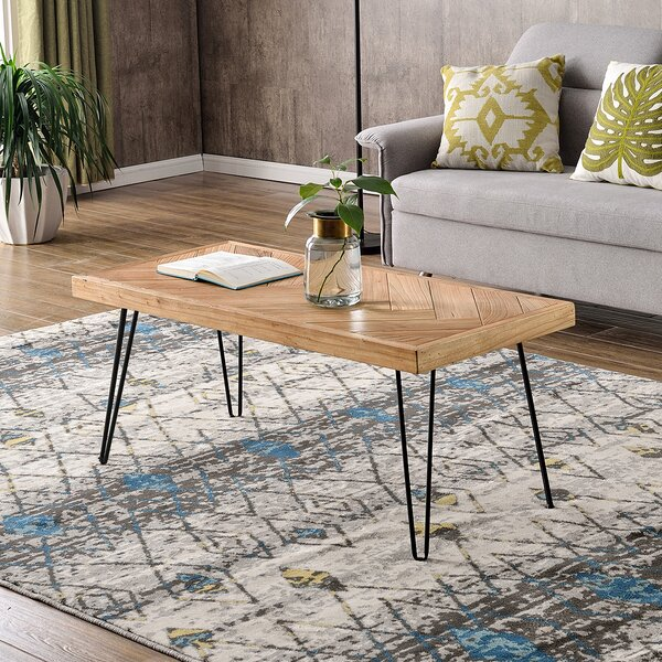 Sieber Coffee Table By Foundry Select