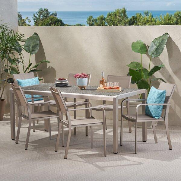 6 Piece Dining Set by Ebern Designs