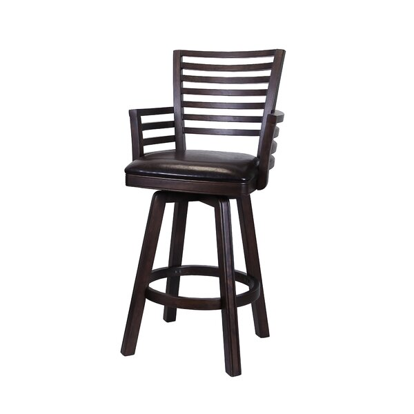 Dempsey 30 Swivel Bar Stool (Set of 2) by ECI Furniture