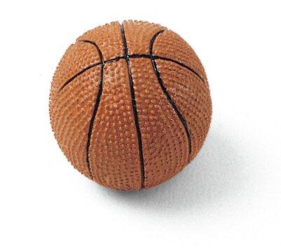 Whim-Z Basketball Novelty Knob by Laurey
