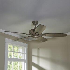 Bunting 5-Blade Ceiling Fan