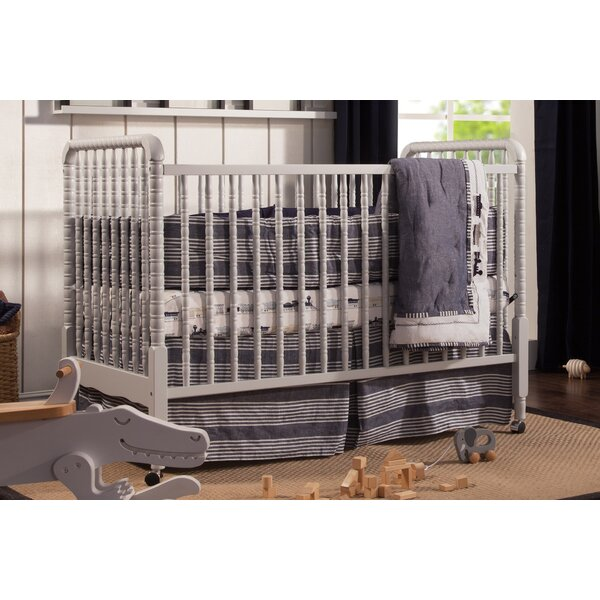 Jenny Lind 3 In 1 Convertible Crib By Davinci.
