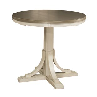 counter height pedestal kitchen dining tables you ll love wayfair