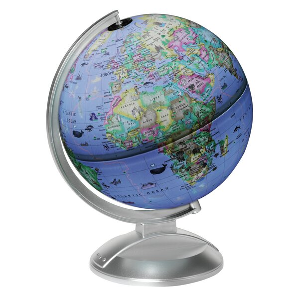 Educational Globe by Symple Stuff