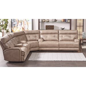 sc 1 st  Wayfair & Power Reclining Sectional Sofas Youu0027ll Love | Wayfair islam-shia.org