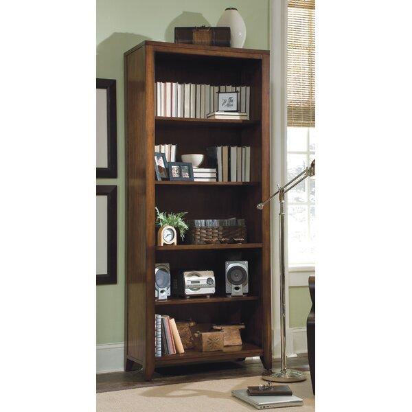 Danforth Standard Bookcase by Hooker Furniture