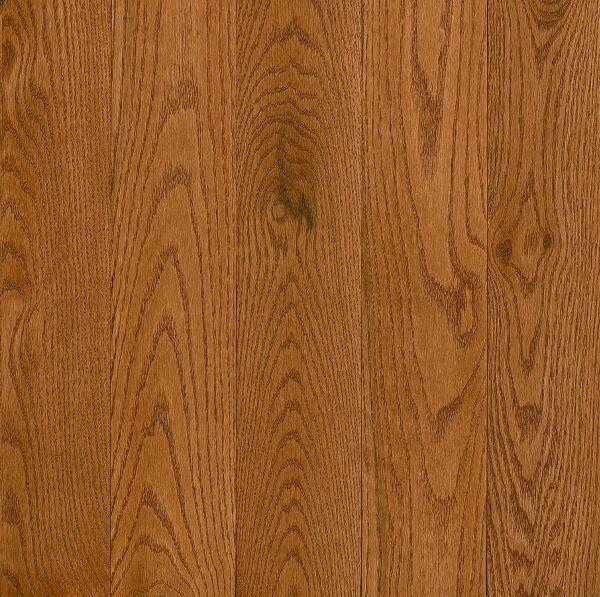 3 Engineered Oak Hardwood Flooring in Gunstock by Armstrong Flooring
