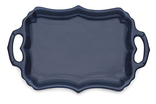 Burano Tray with Handle by Arte Italica