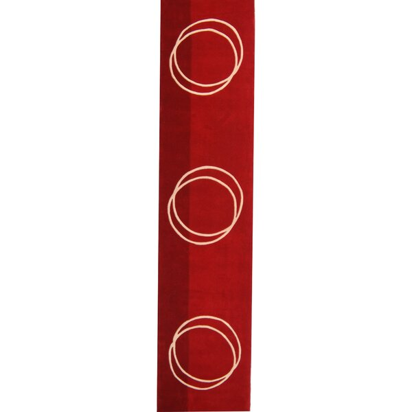 Rodeo Drive Hand-Tufted Red Area Rug by Safavieh