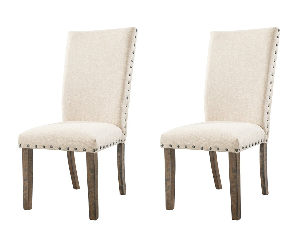 Laurel Foundry Modern Farmhouse Dearing Parsons Chair & Reviews ... | parsons furniture nh