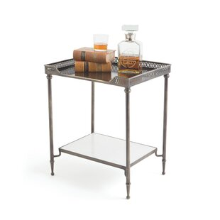 Affordable Price Manhasset End Table By Bungalow Rose