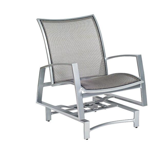 Wyatt Flex Spring Patio Chair By Woodard