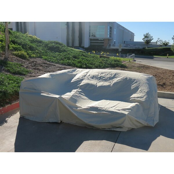 Square Patio Sofa Cover by Freeport Park
