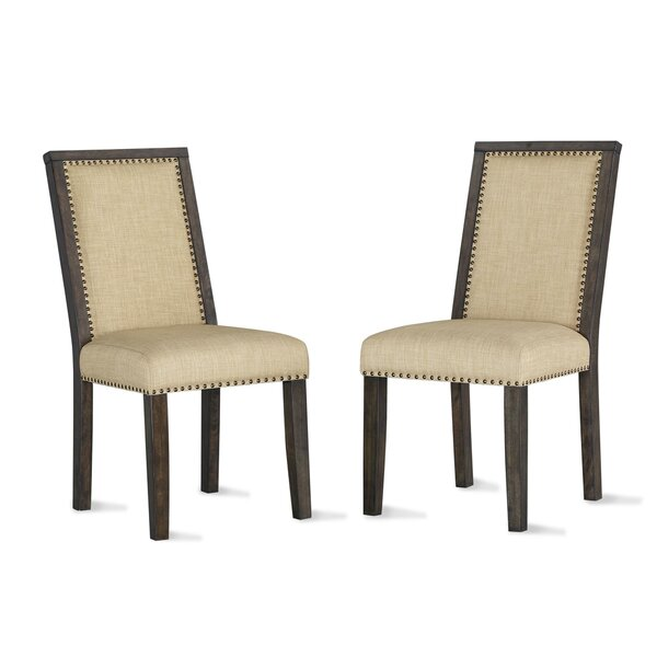 Rochel Upholstered Dining Chair (Set Of 2) By Gracie Oaks