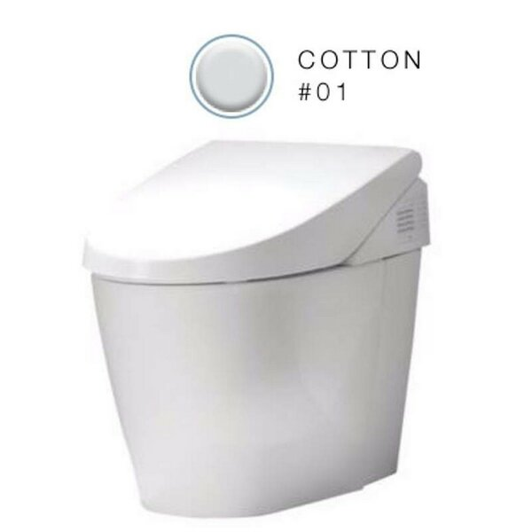 Neorest 1.6 GPF Elongated Toilet Bowl with Touchless Flush by Toto