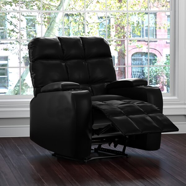 Dierks Manual Wall Hugger Recliner by Red Barrel S