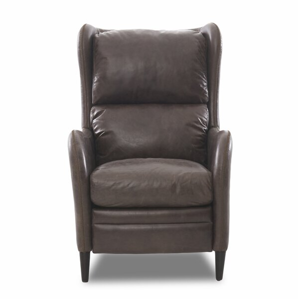 Bastow High Leg Power Recliner by Canora Grey
