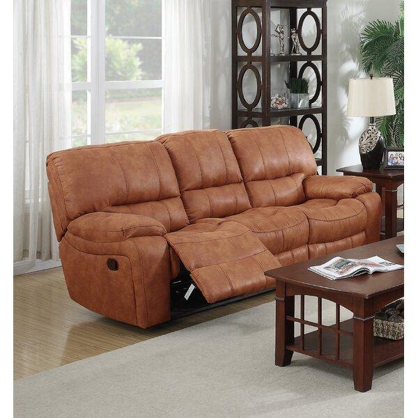Agastya Reclining Sofa by Red Barrel Studio