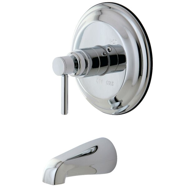 Concord Single Handle Wall Mounted Tub Spout By Kingston Brass