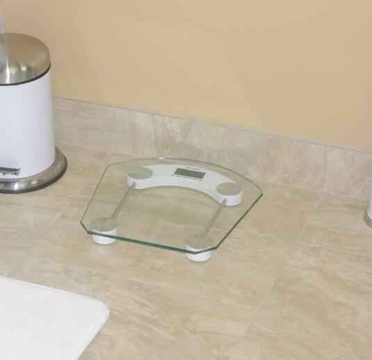 Digital Bathroom Scale by Home Basics