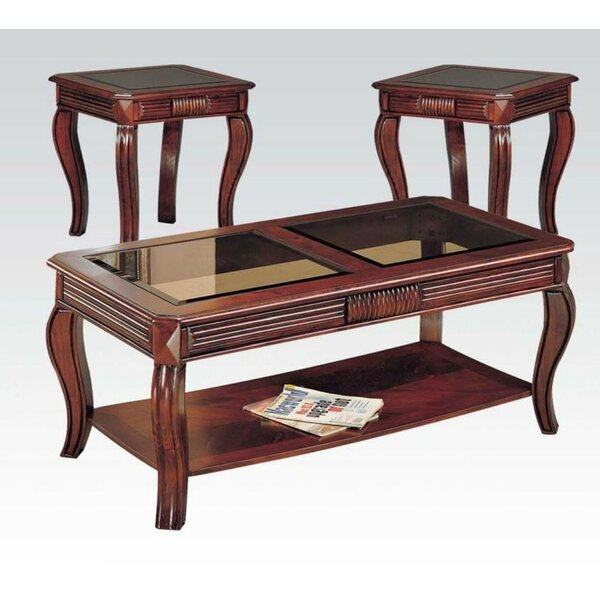 Sheehy 3 Piece Coffee Table Set by Canora Grey Canora Grey