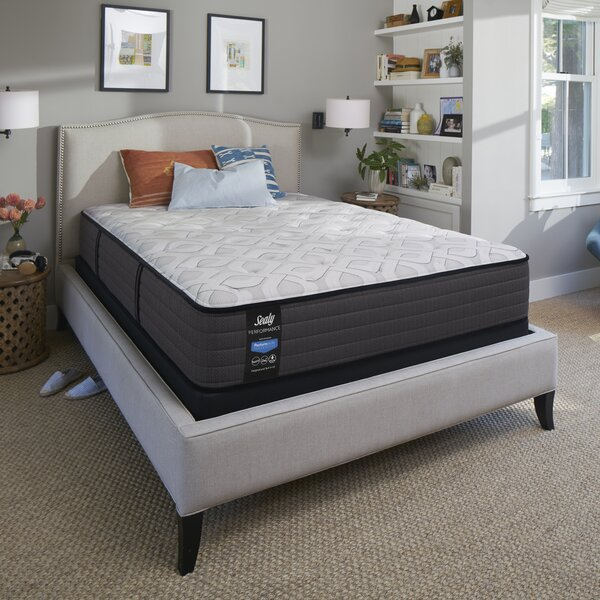 Response™ Performance 12.5'' Cushion Firm Mattress and Box Spring by Sealy