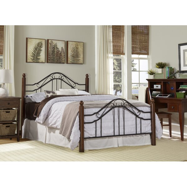Defranco Standard Bed by Fleur De Lis Living
