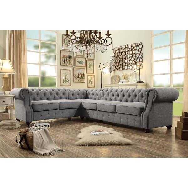 Stowmarket Reversible Sectional By Three Posts