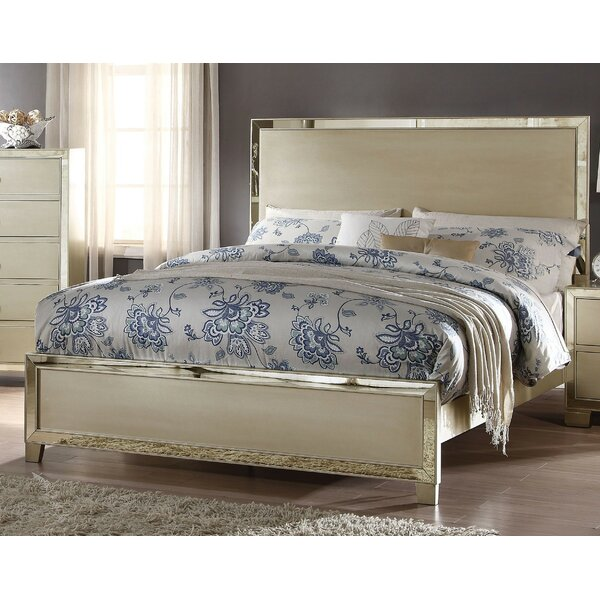 Darren Standard Bed by Rosdorf Park