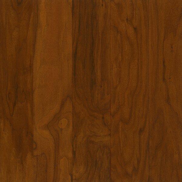 5 Engineered Walnut Hardwood Flooring in Fiery Bronze by Armstrong Flooring