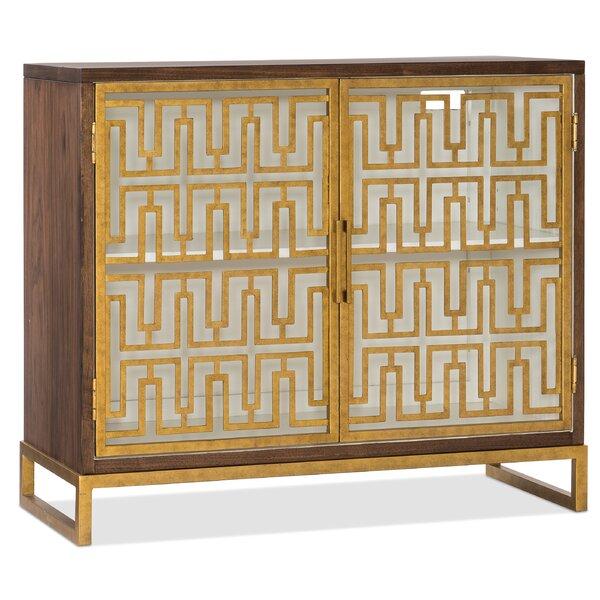 Open 2 Door Accent Chest by Hooker Furniture