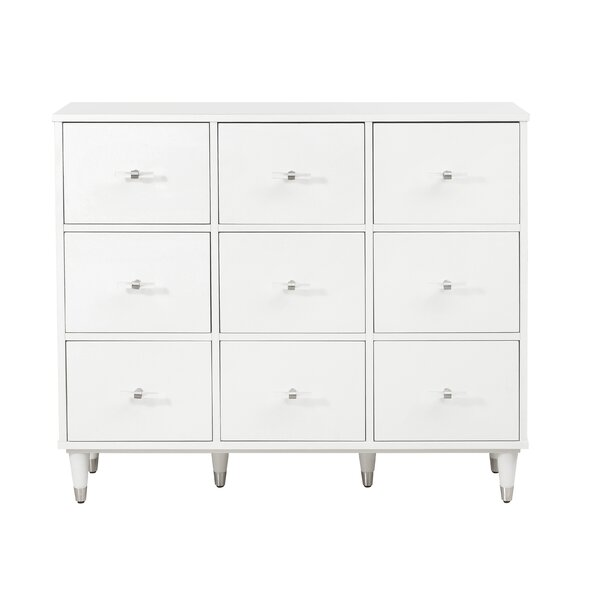 Almaraz 9 Drawer Dresser by Latitude Run