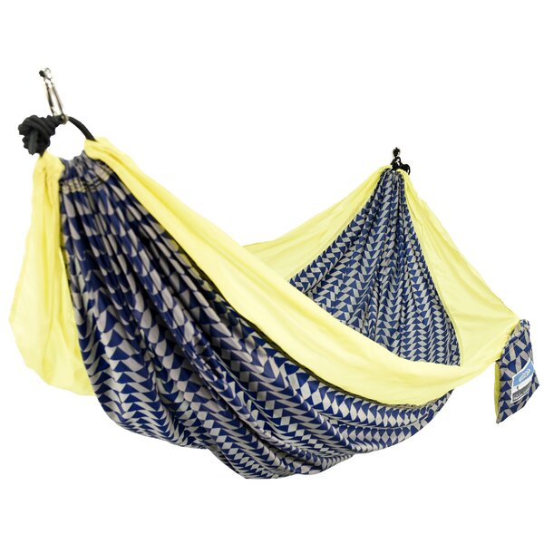 Halle 1 Person Travel Camping Hammock (Set of 2) by Freeport Park