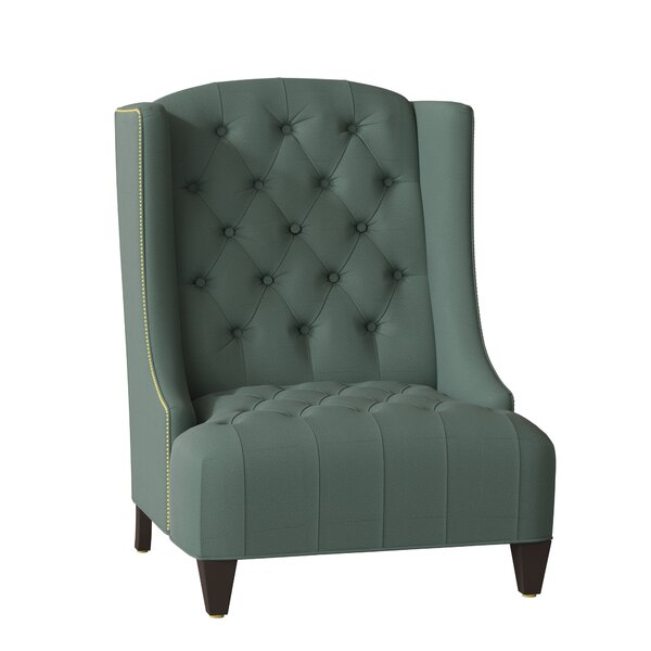 Ryegate Wingback Chair by House of Hampton
